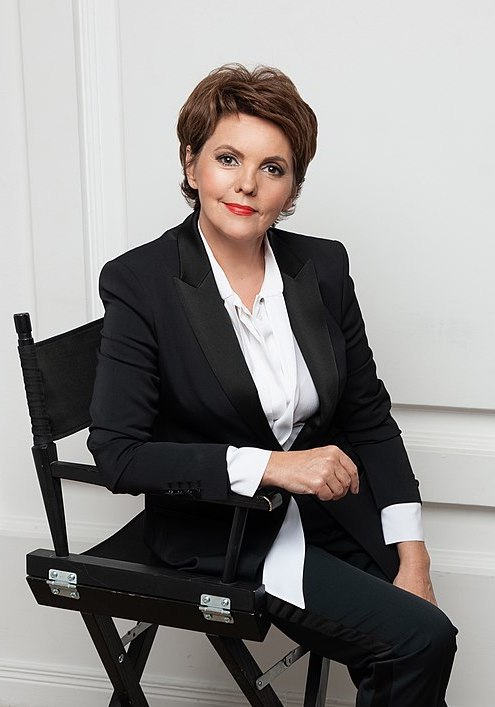 Olena Frolyak Head of ICTV Information Service